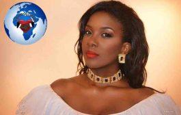 La beauté Ivoirienne: Esther Emmanuelle Memel Miss Monde Côte d'Ivoire 2016