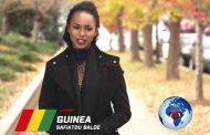 La Beauté Guinéenne : Safiatou Balde Miss Monde Guinée 2016