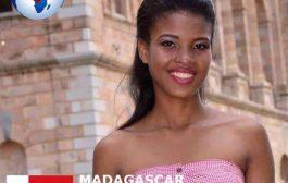 मालागासी सौंदर्य: रोड्रिगेज सामंथा टोडिव्लू मिस मेडागास्कर वर्ल्ड 2016 ... जब एक महिला अकेली होती है, तो वह खुद को दुनिया में अकेली देखती है