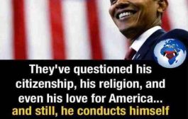 Voici les « bonnes » choses qu'Obama a faites pour les États-Unis, malheureusement les gens qui le détestent ne reconnaîtront jamais les faits véritables parce qu'ils sont soit soumis à un lavage de cerveau, soit aveuglés par la haine ... (VIDÉO)