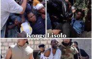 Regardez-moi celui-ci « Fally Ipupa » ses frères et sœurs sont tuer, sont vendus comme des bétails et lui, il est là en train de tourner son hanche comme « MAMI WATA », au lieu de parler de ça, et si tout le monde devient esclave qui dansera ses bêtises ? ... (VIDÉO)