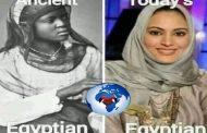 Les anciens « Égyptiens » n'avaient rien à voir avec ceux que nous voyons maintenant, et ne ressemblaient certainement pas à ce que nous voyons dans les livres des blancs, dans leurs programmes de télévision, leurs documentaires et dans leurs films