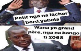 La RDC sera soi-disant libre le jour où le peuple congolais se révoltera non seulement à cause de violations de sa constitution, d'élections truquées ou de mandats présidentiels illégalement prolongés ... (VIDÉO)