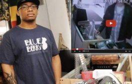 États-Unis: la haine de certains policiers blancs envers les Noirs ... Un policier cache de la drogue dans le magasin d'un homme noir en ignorant qu'il est filmé ... (VIDÉO)