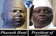 Les Égyptiens étaient noirs l'observation est évidente, sans oublier les nez cassés qui les épatent  ... (VIDÉO)