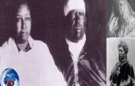 L'Impératrice Taitu et l'Empereur Ménélik II : pour tenter de diviser la race AF-RA-KAN, les européens ont essayé de prétendre que les Éthiopiens n'étaient pas de vrais noirs africains, mais une sorte d'asiatique mixte