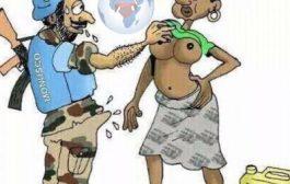 """अफ्रीका में """"यूएन"""" के माध्यम से माइनसमा या अफ्रीका के कब्जे में, 7,8 अरबों डॉलर के बजट के साथ"""
