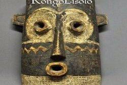 Masque PENDÉ : les Bapendé (pluriel de Pendé) sont un peuple bantou d'Afrique centrale, présent dans la province de Bandundu (territoires de Gungu, Idiofa, Feshi et Kahemba), dans la province du Kasaï-Occidental (territoire de Tshikapa) en République démocratique du Congo, ainsi qu'en Angola d'où ils sont originaires