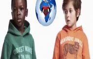 Chers Noirs africains, réfléchissons ensemble sur le manque de respect, l'esclavage, la commercialisation de la part de le H&M, à l'endroit de notre race ; il ravive les souvenirs amers de la traite négrière  ... (VIDÉO)