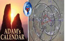 एडम का कैलेंडर: अफ्रीका में पाया जाने वाला दुनिया का सबसे पुराना कैलेंडर है ... कैलेंडर का स्थान जिसे स्टोंहडेज के समान एक चक्र के रूप में वर्णित किया गया है, लेकिन इसे हजारों वर्षों से पहले रखा गया है, इसे रखा गया है गीज़ा और ग्रेट जिम्बाब्वे की तरह 31th अनुदैर्ध्य लाइन पर