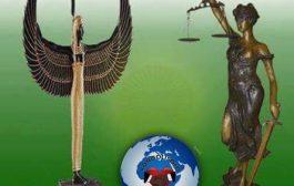 Nos ancêtres toujours imités, mais jamais égalés : Maat - un système socio-politico-religieux de l'Afrique antique basé sur l'ordre, de l'équilibre du monde, de l'équité, de la paix, de la vérité et de la justice