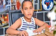 Enfant surdoué Michael Angelo, 10 ans, a un QI qui s'élève à environ 150 : veut trouver un remède contre le cancer ... (VIDÉO)