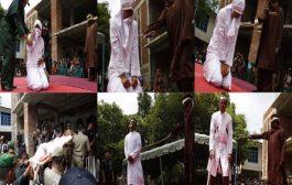 Indonésie : le chemin est encore long en matière de lutte contre les violences faites aux femmes ... Une jeune femme, se fait fouetter (lynchées) devant une foule pour avoir eu des relations sexuelles hors mariage ... (VIDÉO)