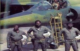 Souvenir : pilotes de chasse des Forces Armées Zaïroises : 1983, il y a de cela 35 ans déjà, l'OPÉRATION Ndjaména, Tchad