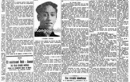 Louis Cousin : le tout premier joueur congolais à avoir participé au championnat belge de première division dans les années 1930