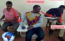 Si les religions abrahamiques pouvaient aider l'Afrique à se développer, les Occidentaux et les Arabes, allaient les gardes top secret