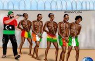 Aujourd'hui la population noire s'en prend à la Libye, tout en oubliant qu'aux yeux de l'islam ce qui s'y passe est parfaitement justifié « Parceque le noir est considéré comme un esclave » Le problème n'est nullement la Libye plutôt l'Islam