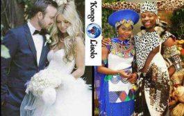 Les Blancs ne font pas les mariages africains, mais pourquoi les Africains, font-ils des mariages blancs ? ... (VIDÉO)