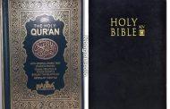 Comparaison entre la BIBLE et le CORAN : Chrétiens et musulmans croient-ils au même Dieu? ... L'Allah du Coran est-il le même Dieu que celui dont il est question dans l'Ancien et le Nouveau Testaments ??