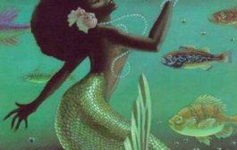 Yemoja : le mythe de la sirène origine Africaine, déesse des océans et protecteur des femmes enceintes « YemojaYemoja est la déesse africaine de l'océan et de la déité de patron des femmes enceintes », elle est honorée non seulement en Afrique, mais au Brésil