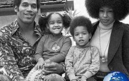 Photo : d'O.J. Simpson, avec sa fille Arnelle, son fils Jason, et sa première femme Marguerite : nous réfléchissons sur ce passé affreux et rappelons que quand un homme noir regardait une femme blanche, il été lynché, battu, emprisonné ou abattu