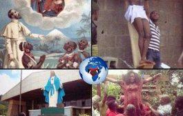 Le Dieu des autres, peut-il être notre Dieu ? Ce qu'il faut, c'est une décolonisation totale, non seulement de notre « Esprit », mais de tout notre être ; nous ne faisons pas d'illusions ; la tâche est immense et probablement l'affaire de plusieurs générations