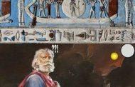 Afrique (-56 000 ans): la lumière créatrice de vie ( Ra ) est le père de tous les Sa Ra (Hommes) qui renaît 150 jours après le début de l'inondation du Nil annuelle (Nu ) dont l'événement est marqué par l'hélice montante de l'étoile féminine Sobdet (Sirius)