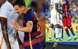 Vraiment, c'est regrettable de voir certains, noirs africains se réjouir de l'élimination du nigeria par un pays raciste, exterminateur des noirs, et de son joueur raciste « Messi » ... (VIDÉO)
