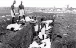 Devoir de mémoire : le 1er décembre 1944, des dizaines de soldats africains appelés « tirailleurs » sont exécutés par l'armée française dans le camp de Thiaroye, au Sénégal ... (VIDÉO)