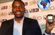ELIKIA, le premier smartphone africain arrive au Congo :  Après une tablette en 2011, l'entrepreneur congolais Vérone Mankou met sur le marché un smartphone 100% africain