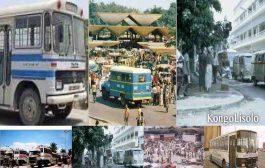 La nostalgie du passé : comme si c'était hier, tout un passé glorieux me revient à l'esprit, à l'époque de la deuxième république les Kinois étaient confrontés au problème de transport, mais à un certain niveau car le Zaïre avait plusieurs compagnies de transport comme ...