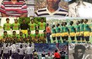 Pierre Kalala Mukendi Yaounde, le Bombardier, le Patron, la Fusée, une légende du foot Congolais, né le 22 novembre 1939 à Likasi et mort le 30 juin 2015 à Johannesburg