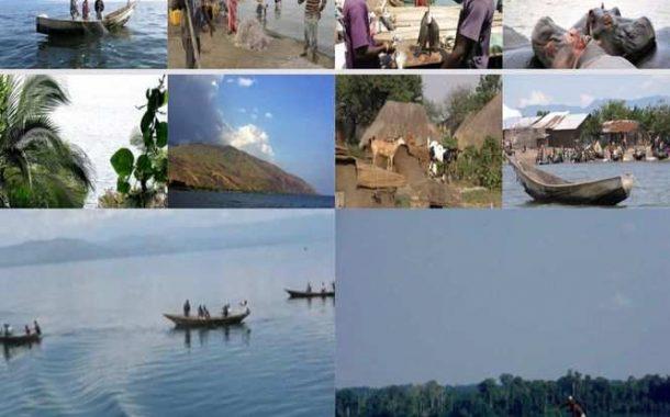 Le lac Albert est l'un des grands lacs africains, il est le septième plus grand lac d'Afrique par la superficie : ses autres noms sont,Albert Nyanza, M'vouta-N'zighé et anciennement lac Mobutu Sese Seko; Il est l'un des plus riches en poissons dans le monde