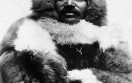 Matye Henson (1866 1955-) se yon eksploratè Afriken-Ameriken yo, te premye Peary a ak lanmò-defye ak frèt nan yon ras nan Pòl Nò a nan 1909