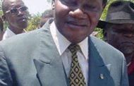 Devoir de mémoire : meeting de Frédéric Kibassa Maliba contre Mobutu à Kolwezi  ... (VIDÉO)
