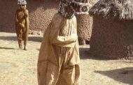 Masque Senoufo Wanyugo : les masques wanyugo sont portés lors des cérémonies funéraires de la société initiatique du poro, et permettent au défunt d'entrer au royaume des esprits