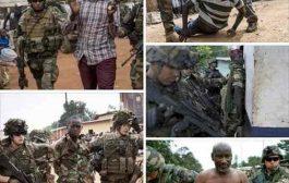 Les images, elles sont d'abord choquantes, humiliantes et haineuses, pour avoir  terrorisé et torturé les Africains chez eux à cause de leurs ressources :