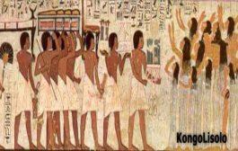 Pourquoi on pleure les morts dans les sociétés traditionnelles africaines : dans l'Egypte antique, la déesse Asét (Isis) est la mère des pleureuses d'où son surnom de la grande pleureuse, épouse éplorée, amante acharnée à reconstituer le corps de son époux (Osiris) démembré par le Dieu roux Seth