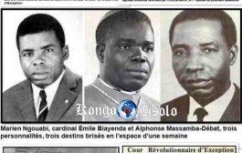 Congo Brazzaville : « Assassinat du président Marien Ngouabi » Il y a plus de 40 ans, jour pour jour, que mourait le commandant Marien Ngouabi