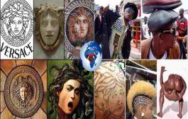 Le vrai sens du symbole Versace: Être Kamit (africain) c'est aussi ne pas faire la promotion d'idéologies aliénantes ou des symboles culturels d'autres races