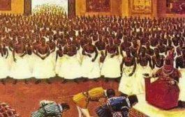Quand les Européens faisaient la courbette à nos nobles rois: Croire que les africains ont été vaincus par le blanc tout de suite est faux