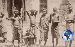 Comment les noirs justifient leur sort ? Si les noirs redeviennent esclaves aujourd'hui, environ 98 % diront que c'est la volonté de Dieu d'Israël « Tel est la puissance de leur aliénation »