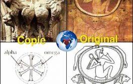 L'Alpha et l'Oméga: Appropriation d'un concept venu de Kemet « Alpha et Oméga sont la première et la dernière lettre de l'alphabet grec (A .Ω) »