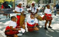 Pompous exhibition of KongoLisolo at the African-American Parade: the 49th Parade, African-American Day was held as of 16 September 2018 in Harlem, New York, with the outstanding participation of KongoLisolo ... (VIDEO)
