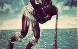 La légende de la création d'Oludumare: Olodumare (le Créateur) est appelé Obatala (chef du drap blanc) à Ikole Orun (royaume des ancêtres) le jour où il a voulu créer une terre sèche sur les eaux d'Ikole Aye (Terre)