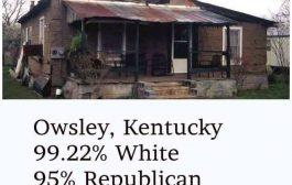 Injustices sociales aux États-Unis : à Owsley, dans le Kentucky