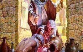 Débat : le « Miracle-drogue de Jésus » L'œuvre de Jésus, selon leur sainte bible, commence, à la demande de sa mère Marie, par « transformer l'eau en vin »