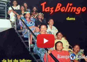 Souvenir of Taz Bolingo