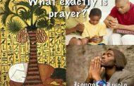 Qu'est-ce que la prière ? Tout d'abord, le mot « prière » est d'origine latine et dérive du mot « precari » qui signifie: demander instamment, mendier, quémander, supplier