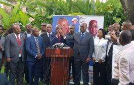 Vital Kamerhe et Félix Tshisekedi  s'accordent pour la candidature commune sous le label Cach
